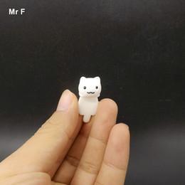 Miniature Figurine Cat Lovely Model Giocattoli per bambini Regalo per bambini Micro Landscape Decoration Toys Child Teaching Aids da costume sette fornitori