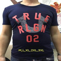 Wholesale Colours Shirts For Men - 18 Colours Mens Robin Jeans t Shirts Top Quality Real American Jeans Shirt for Men 100% Cotton Summer T-shirts Tees Robin Clothing M-XXXL