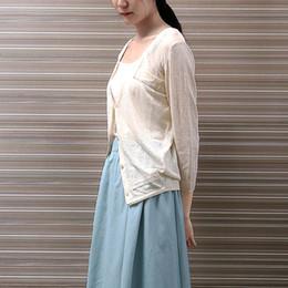 Wholesale Open Chest Women - Wholesale- Summer V-neck Thin Cardigan Kimono Mori Girl Solid Color Open Chest Sweater Casual Crochet Cardigan For Women