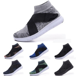 Wholesale Men Barefoot Running Shoes - High Quality Mens Running Shoes sneakers Barefoot Free Run 4.0 5.0 Sports shoe free shipping