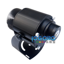 Wholesale Images Advertising - LOGOBO 30W LED Gobo Display Professional Advertising Decorative Image Projectors Lighting for Events, Theatre Set Designs Festival Outdoor