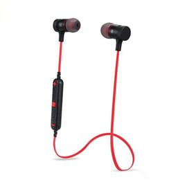Auriculares para ciclismo online-awei 920 Sport Bluetooth 4.0 Auriculares Mini auriculares intrauditivos Auriculares estéreo Bluetooth Auriculares con micrófono para correr Ciclismo