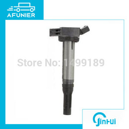 Wholesale Ignition Coil Toyota Camry - 12 months quality guarantee Ignition coil for TOYOTA CAMRY HIGHLANDER RAV4 OE No.90919-522F3
