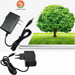 Wholesale Universal Supplies - Universal switching ac dc power supply adapter 12V 1A 1000mA adaptor EU US plug 5.5*2.1mm connector