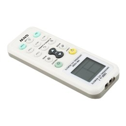 Wholesale Universal C Remote Control - Wholesale-Universal LCD A C Muli Remote Control for Air Condition -Y557 Hot Selling