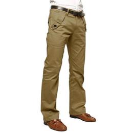 Wholesale Sportwear For Men - Wholesale- 2017 Men Tracksuit for men Solid Panties Skinny Casual pencil jean Sportwear Leisure Pants Slacks Trousers Sweatpants New