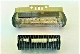 Wholesale Braun Shavers New - Shaver Outer Foil Screen + Blade For Braun 2000 2615 2675 2765 2775 2776 New Razor Beard Cutter