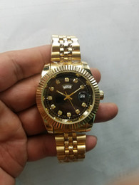 Wholesale Clock Girl - NEW Fashion luxury women watch pink dial blue dial steel brand wristwatch Quartz Girl Japan Movement Wristwatch Clock
