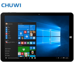 """Wholesale Android 12 Dual Core - Wholesale- CHUWI Hi12 12"""" inch INTEL Quad Core Windows 10 Android 5.1 Dual OS 4GB 64GB Tablet PC"""