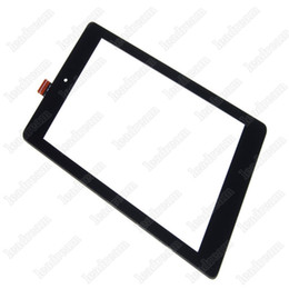 Wholesale Kindle Fire Replacement Screens - Touch Screen Glass Digitizer Replacement for Kindle Fire HD6 Pw98vm Touch Panel free DHL