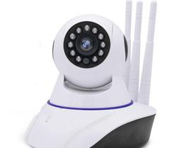 2019 автомобиль с углеродным волокном SANNCE домашней безопасности Беспроводная мини IP-камера наблюдения камера Wifi 1080P ночное видение CCTV камеры монитор младенца