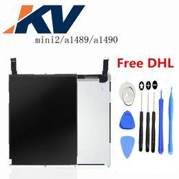 Wholesale Ipad Mini Lcd Screens - for ipad mini 2 LCD Mini 3 LCD a1489 a1490 Retina LCD Screen Replacement Free DHL Original
