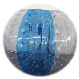 Wholesale Inflatable Football Games - Free Delivery Quality Bumper Balls Inflatable Bubble Sport Soccer Games Football Quality Assured 3ft 4ft 5ft 6ft