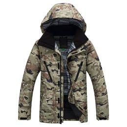 Wholesale Thermal Underwear Set Free Shipping - Wholesale- 2015 Winter Outdoor Ski Suit Men Ski Jacket skiing clothing ultra-light ski suit thermal underwear set free shipping