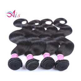 Wholesale Hair Extensions Dyable - Brazilian Body Wave Hair Weaves Doulble Wefts 100% Real Human Hair Dyable Hair Extensions