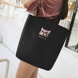 Wholesale Leather Diaper Bag - Women Handbag Casual Large Shoulder Bag leather Tote Famous Brand Purple Handbags Mummy Diaper Bags Waterproof bolsas Black