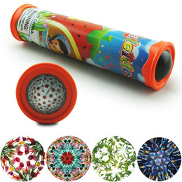 Wholesale- Kaleidoscope Children's Toys Children Educational Science Toy Classic Toys Large Twisting Kaleidoscopes Rotating S13 от