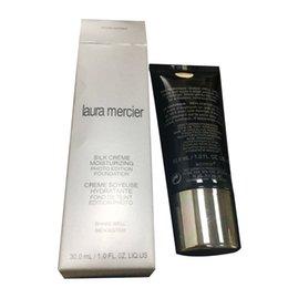 Wholesale Powder Creme - Laura Mercier Silk Creme Photo Edition Foundation 30ML 3shades IVORY\ROSE\ IVORY CREAM Stocking