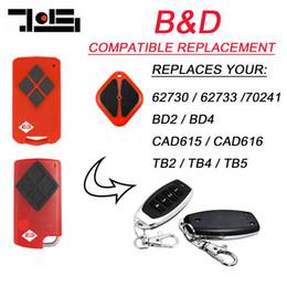 Wholesale Tri Gun - For B&D Tritran B&D Tri-tran BND TB5 BD4 DB2 compatible Remote