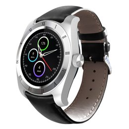 Wholesale Gps Sms Tracker Watch - Zeblaze Classic Smart Watch Heart Rate Monitor Watch with Pedometer Sleep Monitor Call SMS Reminder Bluetooth Camera Music for iOS Android