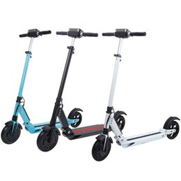 Wholesale E Bike Bicycle - Original E-TWOW S2 BOOSTER electric skateboard Bicycle portable aluminum alloy two wheel Bike foldable etwow hoverboard Kick scooters