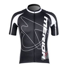 Wholesale Cycling Shorts Tour France - Hot Merida 2017 Cycling Jersey short sleeve shirt Summer tour de france Men Cycling Clothing bike Maillot ropa ciclismo Bike Clothes B2305