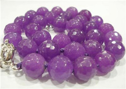 Wholesale Green Alexandrite - Natural Bead GEMS STONE Limited Beautiful! Faceted 12mm Rose Alexandrite Faceted Round Necklace