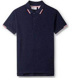 Wholesale Mens Tennis Clothing - Summer Lacost mens polo shirt France brand clothing 2017 New mens Slim Fit Tennis Golf polos Homme Fashion casual Jerseys solid tops