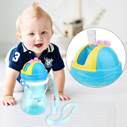 Wholesale Drink Bottles For Children - Wholesale- Durable Quality Straw Leakproof Drinks For Infants To Learn Drinking High-Quality Water Bottle for Children Baby Worldwide Store