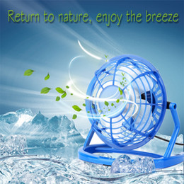 Wholesale Notebook Cooler China - Mini Size USB Fan Super Mute PC USB Cooler Cooling Desk Mini Fan for Notebook Laptop Computer With key switch high quality