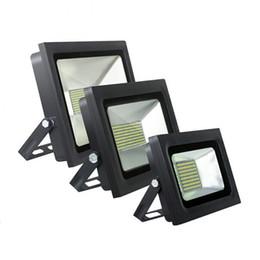 Wholesale 15w Flood Light - 2016 LED FloodLight 200W 150W 100W 60W 30W 15W Reflector Led Flood Light Spotlight 220V 110V Waterproof Outdoor Wall Lamp Projectors