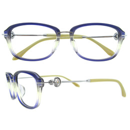 Wholesale Eyeglass Frames Crystal - MIX ORDER Vintage Crystal temple Decration Brand Designer Women Luxury Oval Clear Lens prescription Eyeglasses Frame