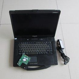 Wholesale Used Jeeps - High Quality Toughbook CF-52 with 4G RAM 500GB HDD windows 7 system super speed used FOR panasonic cf52 laptop diagnostic laptop
