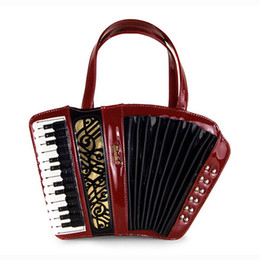 Wholesale Accordion Bag - Wholesale-Amliya Women Vintage Handbag Accordion Bag Personalized Portable Shoulder Bags Preppy Style Crossbody Bags Messenger Bags BH627