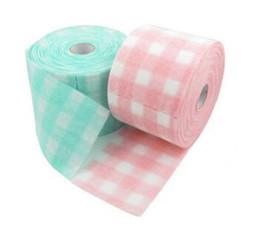 rotoli di panno di cotone Sconti 1pc / lot Roll Nail Nail Wipe Remover Paper Rotolo di carta di cotone perfetto per Nail Art Detergente