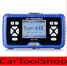 Wholesale Super Key Programmer - 2017 Newest Super OBD SKP-900 SKP 900 SKP900 Hand-Held OBD2 SKP 900 Auto Key Programmer V4.5 OBDII car key pro skp-900 Update Online Free