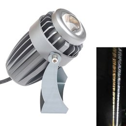 Wholesale Outdoors Led Rgb Spotlight - Narrow beam CREE Led Wall washer lamp 10W RGB floodlight outdoor landscape lighting AC85-265V waterproof spotlights Linear Light