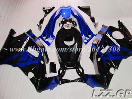 Wholesale Cbr F2 Blue - High quality fairings for Honda CBR600 F2 1991-1994 1992 1993 CBR 600 F2 91-94 CBR600 F2 91 92 93 94 #d7t34 blue black fairing sets