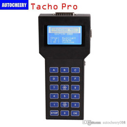 Wholesale Wholesale Odometer Tool - 2017 Tachopro Universal Dash programmer Tacho Pro odometer correction tool 2008ADP