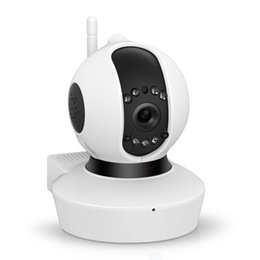 Wholesale Cheap Cmos Camera - C7823WIP 720P Wifi IP Camera Indoor anti-theft monitoring garage cheap low-cost camera WIFI contact Wireless AT