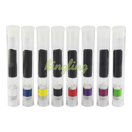 Wholesale Plastic Taste - 2017 Newest G2 Tank Vape Cartridges 0.5ml 1ml CE3 Update Edition G2 with Better Taste No Leaking Fast Shipping for mini cartridges