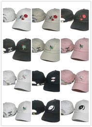 Wholesale Wholesale Summer Hats For Women - Hot Style underair dad snapback caps sleepy slip baseball cap adjustable summer hats hats for men women never ever embroidery fashion cotton