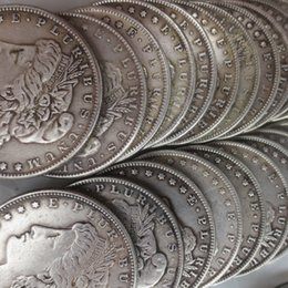 US Coins morgan dollar 5 coins (1878cc, 1879cc, 1889cc, 1893S, 1894) Promotion Cheap Factory Price nice home Accessories Silver Coins