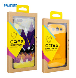 Wholesale Chinese Classes - 200pcs Newest Style Personalize High Class Kraft Paper Packaging For Phone Case For iPhone 6s 6s plus iPhone 7