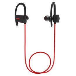 Argentina Nuevo G18 Deportes Bluetooth 4.1 Auriculares auriculares IPX4 Anti-agua Auriculares inalámbricos manos libres auriculares con micrófono para correr Suministro