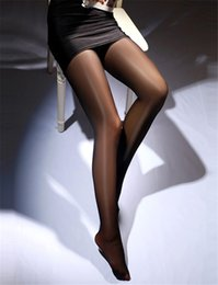 Wholesale Sexy Girl Black Socks - Wholesale- B2135 New Arrival Sexy Sheer Lace Hold-ups Stocking Nylon Black Thigh High Stockings Soft Comfortable Girls Latex Stockings