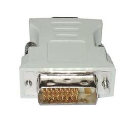 Dvi d vga cable en Ligne-Adaptateur Adaptateur DVI-D DVI-I DVI-A Livraison Gratuite