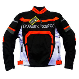 Wholesale Men Spandex Models - New model warm breathable oxford motorcycle off-road jacket ride jackets racing clothing men's off-road jacket windproof have protection j-6