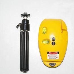 Wholesale Vertical Horizon - Wholesale- HOT New Arrival MultiFunctional Mini Laser level Horizon Vertical Line Tool Spirit Mouse Type Right Angle