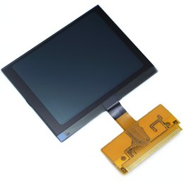 Wholesale Audi A3 Lcd - Free Shipping FOR AUDI A3 A4 A6 VDO LCD Volkswagen Display FreeShipping For audi a4 a6 lcd display with LOW PRICE